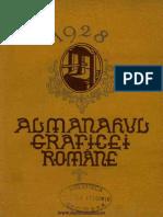 Almanahul Graficei Române, 1928