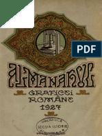 Almanahul Graficei Române, 1927