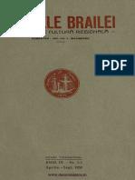 Analele Brailei, An 04, Nr. 02-03, Aprilie-septembrie 1932