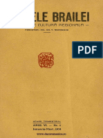 Analele Brailei, An 06, Nr. 01, Ianuarie-martie 1934