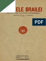 Analele Brailei, An 05, Nr. 01, Ianuarie-martie 1933