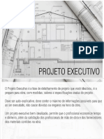 Aula de Projeto Executivo