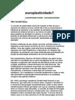 Vitor Geraldi Haase - O que é neuroplasticidade - atividade física - neurogênese