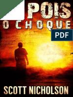 O Choque - Scott Nicholson