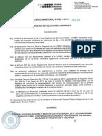 Acuerdo Ministerial MRL 0158-2011Renuncia Voluntaria LOSEP
