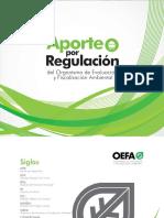 Aportes Por Regulación APR