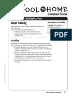 chapter7 family letter