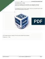 Configuracin de Red Virtual Box
