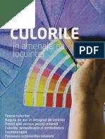 CULORILE in LOCUINTE (Culorile in amenajarea locuintei)