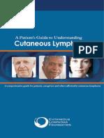 Guia Del Paciente Con Linfoma Cutaneo (2013)