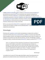 Wifi - wifi, La Enciclopedia Libre