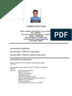 CV Felix Carrasco Avendaño