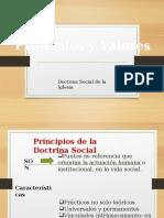 Principios y Valores de La DSI IX