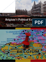 Belgium's Political Economy by Ferris Eanfar, et al.
