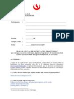 Trabajo Virtual de Sustentación Oral Exitosa Para Proyecto Empresarial 201702