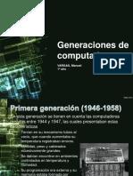 Generación pc