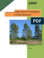 Ley Forestal, Areas Protegidas y Vida Silvestre