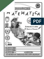 MATEMATICA 3° REGIONAL 2