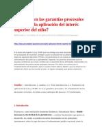 cumple garantía procesal aplicación interés superior niño.docx