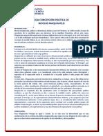 2da Concepción Política De