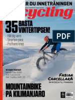 Bicycling nr 10 2017