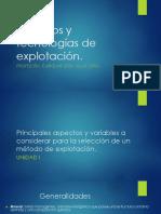 Métodos de Explotación (1)
