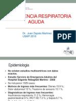 Clase 7. Insuficiencia Respiratoria Aguda