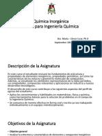 1. Química Inorgánica_Introducción