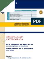 Presentacion de tipos de criminalidad