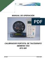 Manual de Operacion BTC BR V1 2