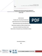 Propuesta Cambio Plan de Estudios v2.0