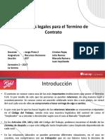 Causales Legales Para El Termino de Contrato (2)