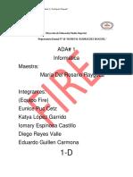 ADA1 Info