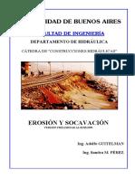 Manual de Erosión y Socavación en obras Hidráulicas