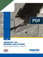 Hensley XS Mining Brochure_Komatsu_LR
