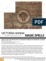 Magic Spells & Amulets