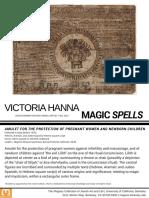 Magic Spells & Amulets