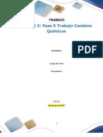 Trabajo Colaborativo – Unidad 3 Fase 5 Trabajo Cambios Químicos_RT