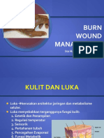 Wound Management Dr.ira Bwi