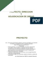 Mt Nº 03 Proyecto Direccion y Adjudicacion de Obras