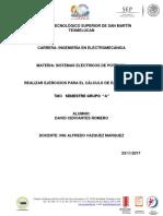 Ejercicio Cálculo de R, L en Un SEP