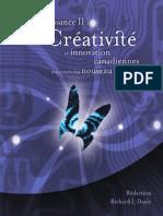 Richard I. Doyle-Renaissance II _ Créativité Et Innovation Canadiennes Au Cours Du Nouveau Millénaire-NRC Research Press (2001)