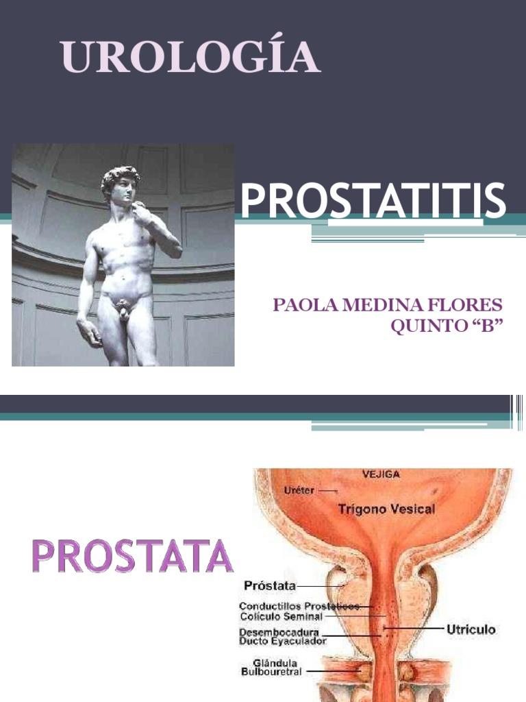 A prostatitis kórházat ad)