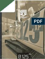 Ficha técnica Casagrande B125 XP Drilling Rig Perforadora
