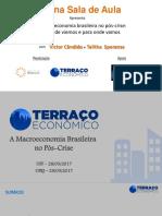Apresentação UFF/UFRJ - Terraço Ecoômico