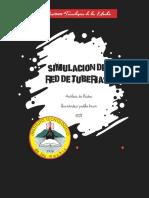 Simulacion de Red de Tuberias Hernandez Padilla Evin