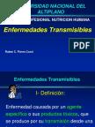 ENFERMEDADES TRANSMISIBLES