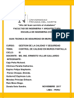 Manual Final de Seguridad en Muros Pantalla