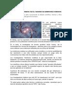 Genoma Humano Estudios