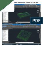 Modelamiento Del Sistema de Distorsión de La Cámara RC10 No 3080